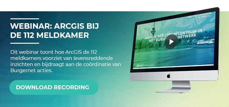 Webinar 112 Meldkamer 2 (NL)