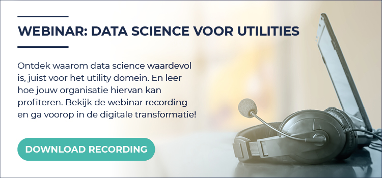 Webinar Recording Data Science en Utilities 2