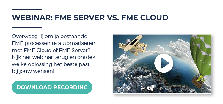 Webinar Recording FME Server vs FME Cloud 2